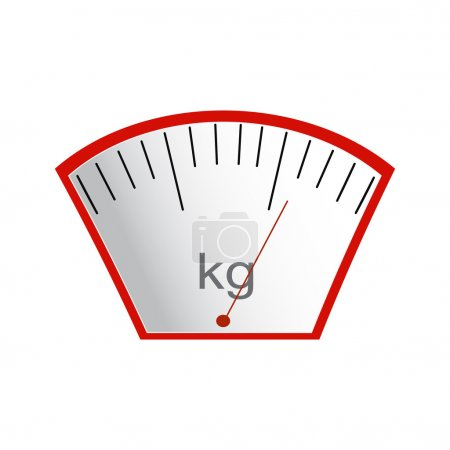 The concept of weight loss, healthy lifestyles, diet, proper nut
