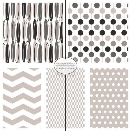 Black & Grey Scrapbook Paper