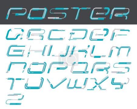 Veuz Italic Font