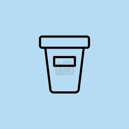 take away drink icon