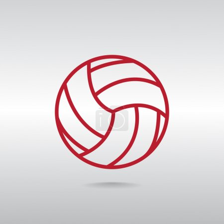 ball for volleyball play