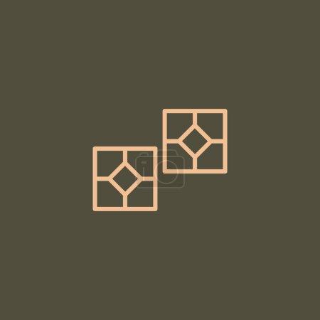 ceramic tiles icon