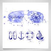 Summer Set with sunglasses