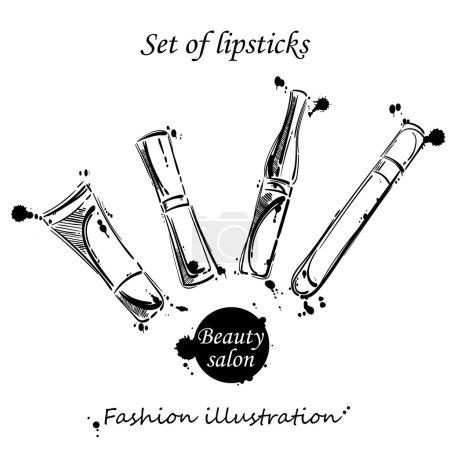 set women's lipsticks