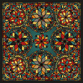 stained glass elements baroque