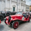 Постер, плакат: Vintage cars at Freedom Square