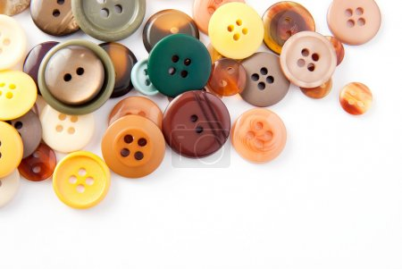 Bright buttons background