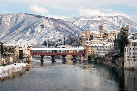 Old Bridge in Italy