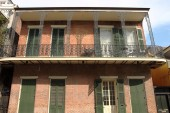 New Orleans French Quarter Street