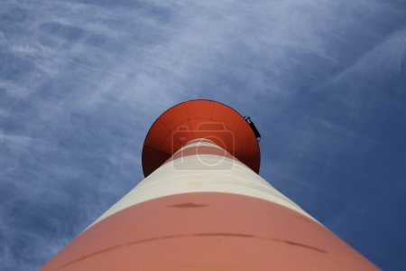 Modern Lighthouse From Below