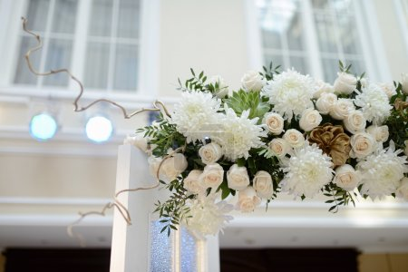 Beautiful wedding arch for marriage