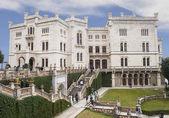 Miramare castle, Trieste, Italy.