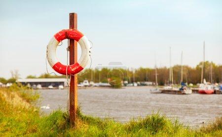 Life Buoy, Lough Neagh Lake
