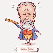 astronomer Galileo Galilei