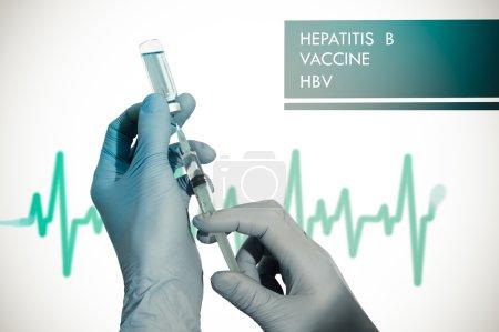 HbV (Hepatitis B)