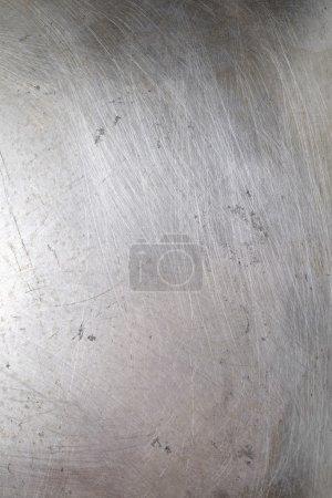 Vieux texture aluminium
