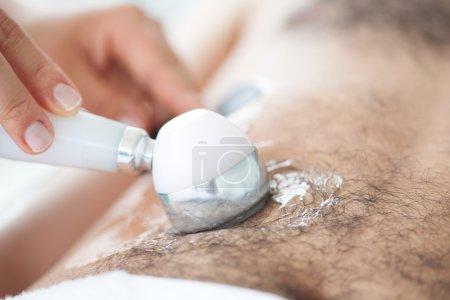 Sonido ultrasónico (ultrasonido) Tratamiento