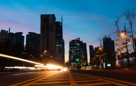 Manila rush hour