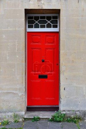 Front Door of a Georgian Era Town House