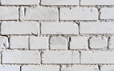 Photo pour Fond mural en brique avec espace de copie - image libre de droit