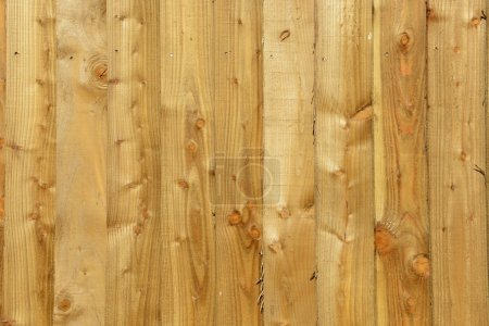 Wooden Panels Background