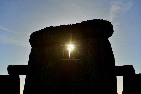 Standing Stones at Stonehenge