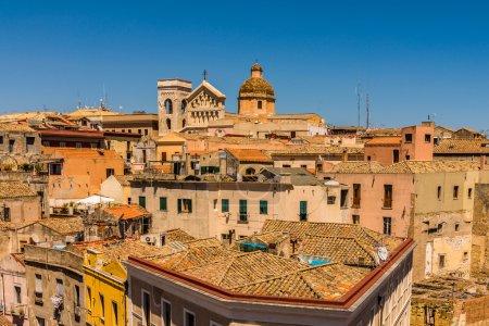 Cagliari - capital of Sardinia