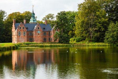 Bath House on Frederiksborg Slot Park