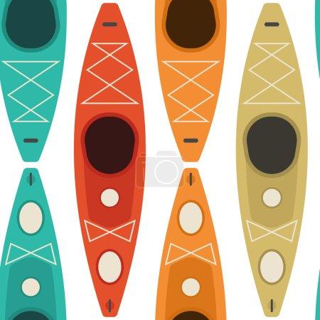 Kayaking and Paddling Pattern