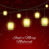 Shab e Miraj Background