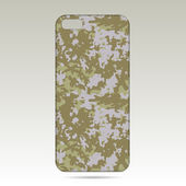 case for phone vector illustration Phone case design  military style