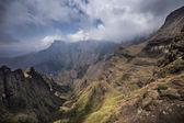 Mountains View in Drakensberg National Park