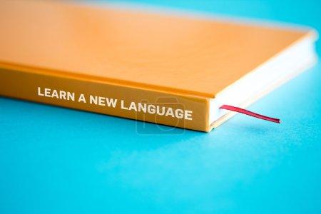 Foto de Aprender un nuevo concepto de escuela de enseñanza de idiomas - Imagen libre de derechos