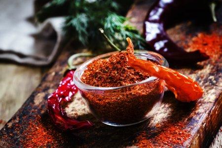 Dry chili pepper