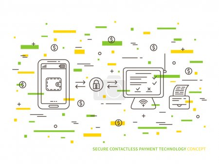 Contactless payment method