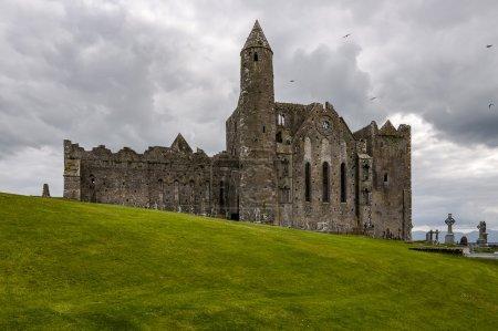 Castle Rock of Cashel in Ireland