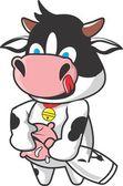 Mléčně kráva samostatně