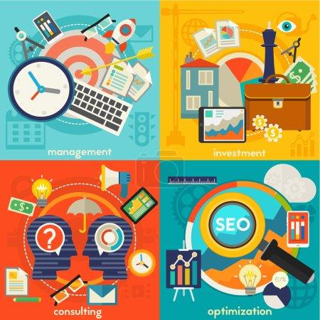 Digital Marketing Concept