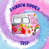 Vintage Hippie Camper Trailer