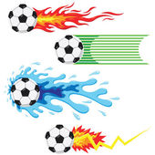 Soccer Ball Elements