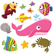 Cute Underwater Sea Creatures