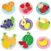 Illustration of Fruit Festival
