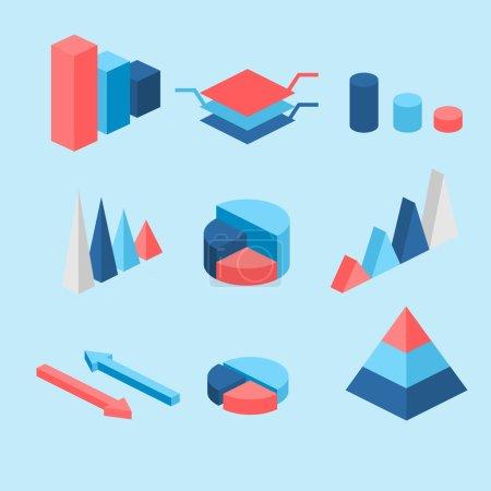isometric flat elements