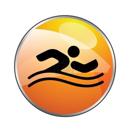 Sport symbol Vecter