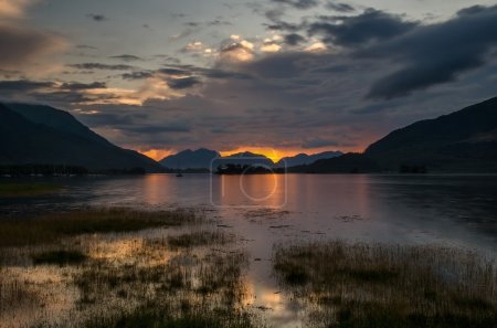Loch Leven of Glencoe
