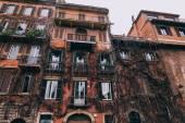 Old street in Rome