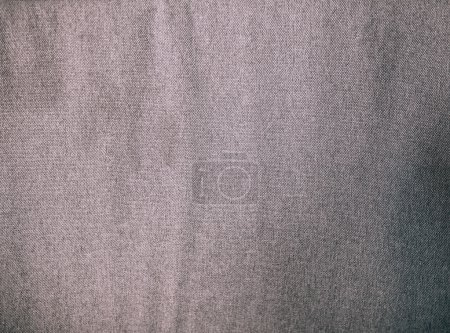 Photo for Background texture gray fabric - Royalty Free Image