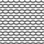 Wave geometric seamless pattern 109