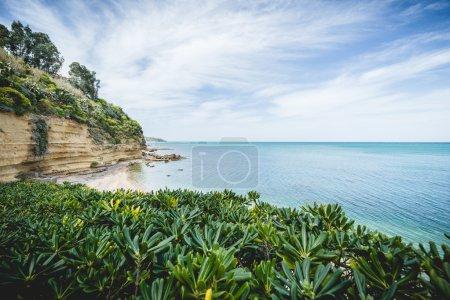 Gorgeous beach on Sicily