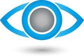 Logo Auge Augenarzt Eye